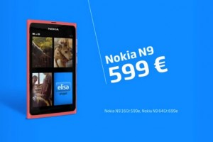 Videos: N9 Advert, Finland (and Melbourne)