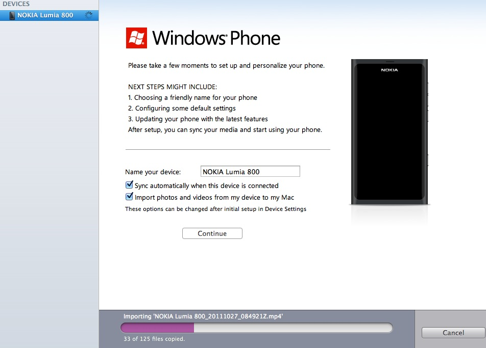 descargar zune pc para nokia lumia 610