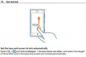 Nokia Lumia 800 Manual (PDF and web version)
