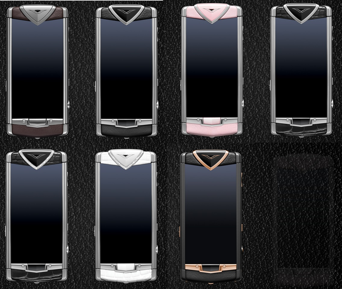 ... Symbian phone from Nokia's super premium luxury subsidiary, Vertu