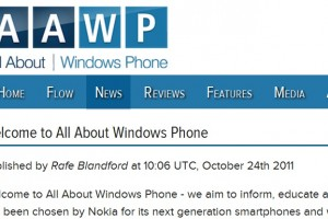 Welcome &#8216;All About Windows Phone&#8217;