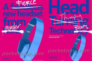 Nokia to team up with Monster for new accessories – Nokia Purity HD Stereo Headsets