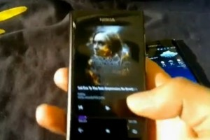 Weekend Watch: Nokia N9 vs Samsung Galaxy 2
