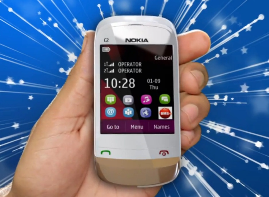 Videos: Nokia C2-03 tv ads from Nokia India