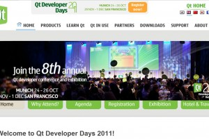 Qt Developer Day begins! (24th &#8211; 26th October)