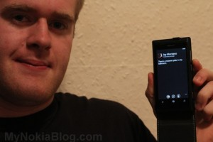 Adventures of Steve the Smartphone n00b – Nokia Lumia 800 day 1 first impressions
