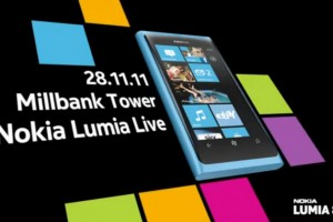 Nokia Uk &#8211; Nokia Lumia with Windows Phone presents&#8230; Deadmau5 (3D projection mapping on tower?)