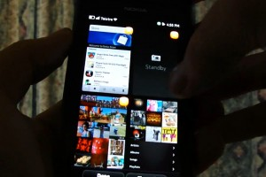 How to: Speed up Nokia N9 transitions.
