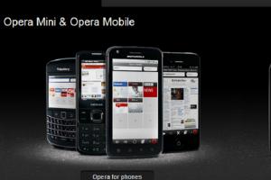 Opera Mini & Opera Mobile for Symbian Updated.