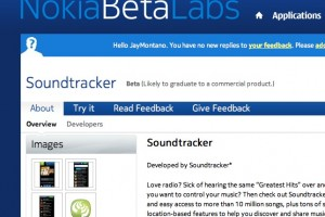 SoundTracker for Symbian updated at Nokia Beta Labs