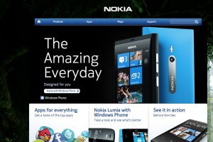 Nokia India site also gets facelift