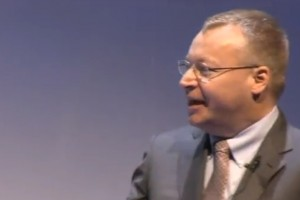 Video: Stephen Elop speaking at the Nokia World 2011 Developer Opportunity stream