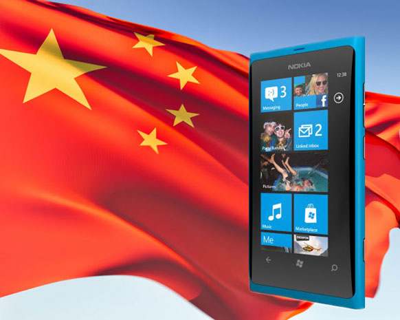 Nokia Smartphone shipments still ahead in China for Q3