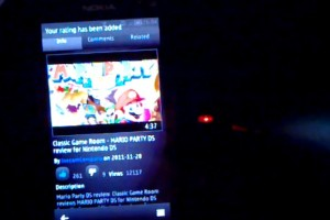 Video: CuteTube for Symbian demoed on the Nokia N8 – coming soon to Nokia Store