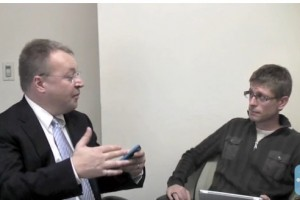 Elop Interview – Swipe UI will live on; great progress with US carriers; Swipe Tablet?