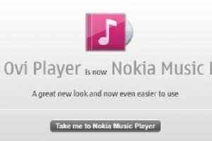 &#8216;Ovi Music Player&#8217; becomes &#8216;Nokia Music Player&#8217;
