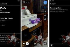 Nokia N9 PR1.2 Update Screenshots: Camera UI updated, face recognition in gallery and more