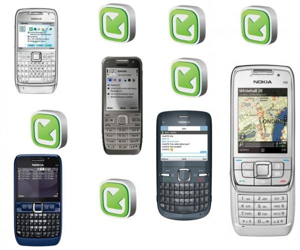 How to Install whatsapp on Nokia E63 - YouTube