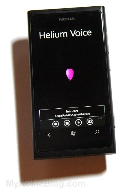 how to change voice with helium
