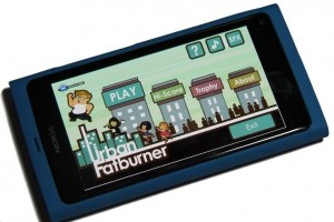 N9Apps #3: Urban Fatburner demoed on the Nokia N9