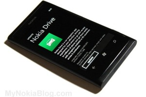 Nokia Drive updated to v1.1.0.1501?