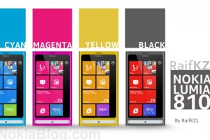 My Dream Nokia #36: Nokia Lumia 810 12MP shooter concept (+Video promo)