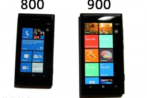 Nokia Lumia 900 hands on suggests better camera, Lumia 800 design, 4.3″ screen?