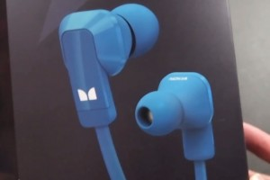 Accessories: Nokia Purity earphones by Monster unboxing