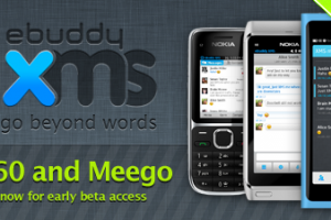 eBuddy XMS Beta updated for MeeGo and Mango