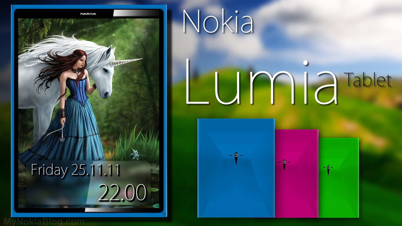 Lumia tablets and phablets Devices