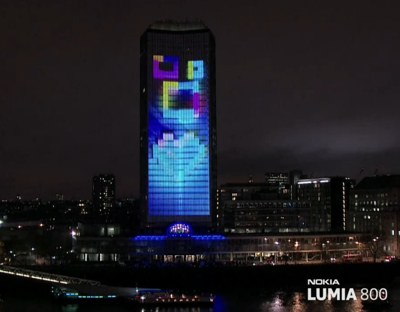 Weekend Watch: Nokia Lumia Live ft deadmau5 lights up London with