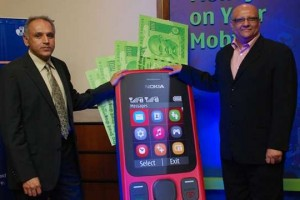 Mobile Wallet Service, Nokia Money, officially launched in India