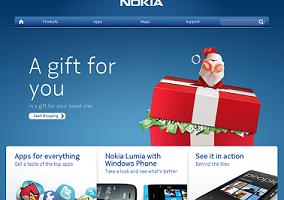 Nokia Malaysia Site Receives a Face lift