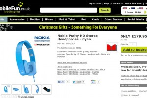 Nokia Purity available for (pre)order at Expansys, MobileFun, Amazon, and Hantec