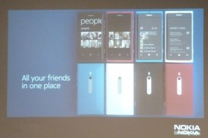 New colours – Nokia Lumia 800 – coming in White and Yellow?
