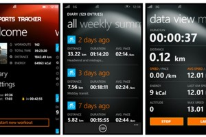 Sports Tracker for Nokia Lumia Windows Phones released today