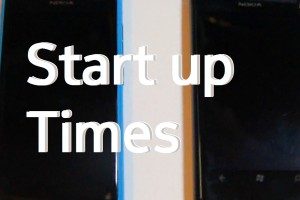 Video: Start up times, Nokia N9 vs Nokia Lumia 800 (+ vs iPhone 4S)