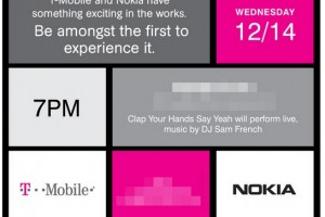 Nokia and T-Mobile USA to have an announcement next week, December 14