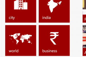 Times of India App Available on Windows Marketplace