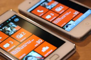 Video: Windows Phone on iPhone 4S and Samsung Galaxy SII. Try Windows Phone on your browser!