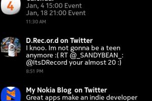 #N9Hacks: Calendar Feed (App)