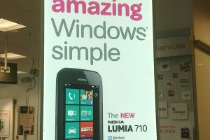 Early Rumblings of a Rolling Thunder? Lumia 710 Goes on Sale at T-Mobile Stores (Update: TV ads!)
