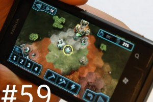 Lumiappaday #59: Armed! demoed on the Nokia Lumia 800