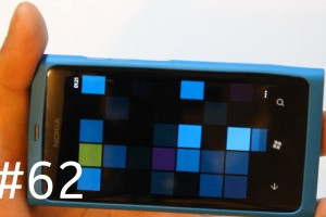 Lumiappaday #62: Lumia Music demoed on the Nokia Lumia 800