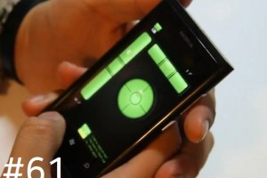 Lumiappaday #61: Another Level demoed on the Nokia Lumia 800