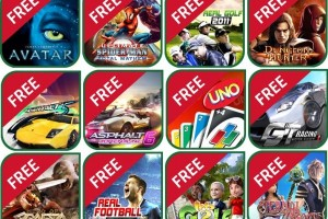Loads of Free Gameloft Games for S^3!!!