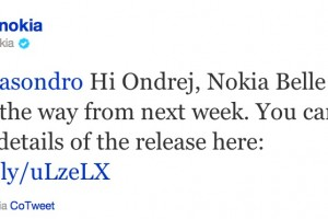 Nokia Belle update coming to your Nokia next week :D