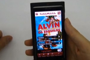 Weekend Watch: N9 Apps: Cinemark Brasil