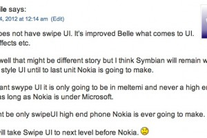 Rumours: Meltemi with swipe, Nokia Donna swipe too? But not Carla (though UI improvement on Belle).