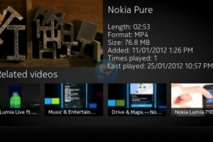 Harmattan PR1.2 Screenshots from Nokia N950
